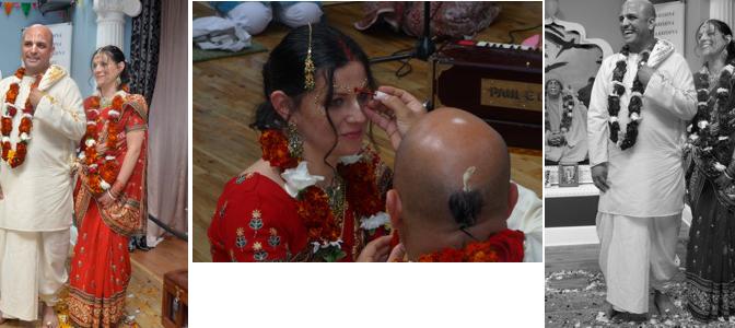Jagad Bandhu das married Satarupa devi dasi